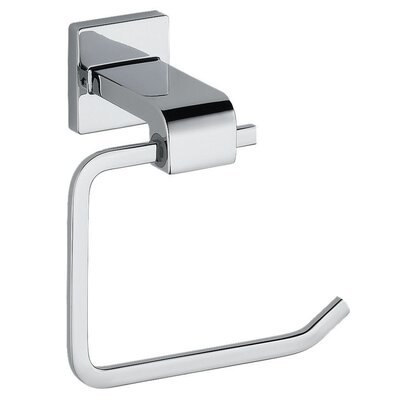 Paper Holder For Wall delta arzo wall mounted toilet paper holder & reviews | wayfair