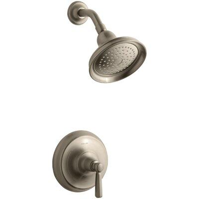 Kohler Bancroft Rite Temp Pressure Balancing Shower Faucet Trim With Metal  Lever Handle U0026 Reviews   Wayfair