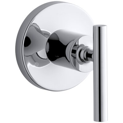 kohler diverter handle for purist ritetemp shower faucet u0026 reviews wayfair