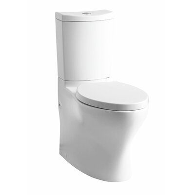 Kohler Persuade Comfort Height 2 Piece 1.6 GPF Elongated Toilet U0026 Reviews |  Wayfair