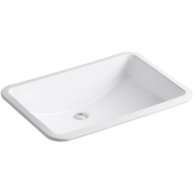 . Kohler Ladena Undermount Bathroom Sink   Reviews   Wayfair