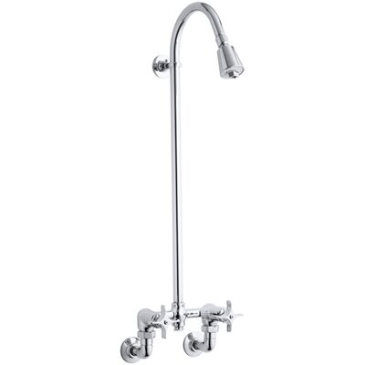 Kohler Industrial Exposed Shower U0026 Reviews   Wayfair
