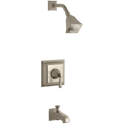 kohler memoirs stately ritetemp bath and shower faucet trim with lever handle valve not included wayfair