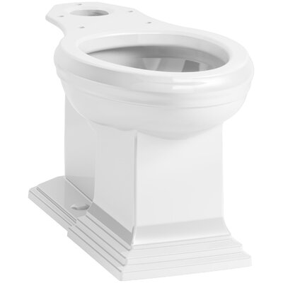 Kohler Memoirs Comfort Height Elongated Toilet Bowl With Concealed Trapway  U0026 Reviews | Wayfair