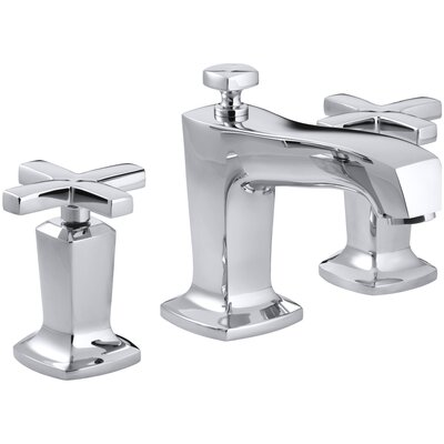 Kohler Margaux Widespread Bathroom Sink Faucet With Cross Handles U0026 Reviews  | Wayfair