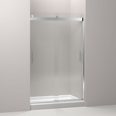 Kohler Levity 47.58  x 74  Bypass Shower Door with CleanCoat® Technology u0026 Reviews   Wayfair  sc 1 st  Wayfair & Kohler Levity 47.58