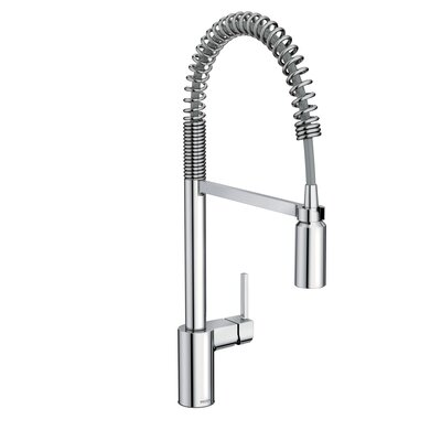 Exceptional Moen Align Pull Down Single Handle Kitchen Faucet With Duralock™ U0026 Reviews  | Wayfair
