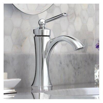 Moen Wynford Single Handle Single Hole Bathroom Faucet With Drain Reviews