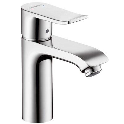 hansgrohe metris single handle single hole standard bathroom