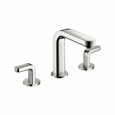 hansgrohe metris s two handles widespread standard bathroom faucet u0026 reviews wayfair - Hansgrohe Faucets