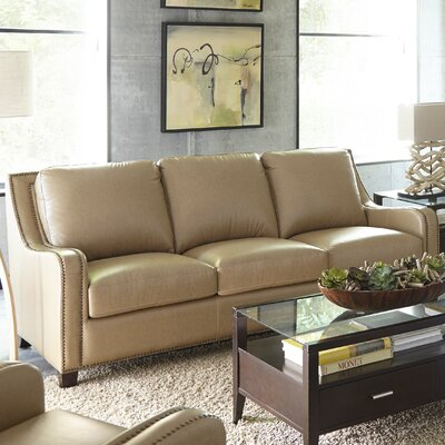 Lazzaro Leather Denver Leather Sofa U0026 Reviews | Wayfair