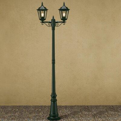 Konstsmide Mastleuchte 2-flammig 220 cm Firenze