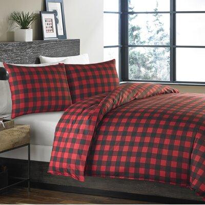 eddie bauer mountain plaid 2 piece reversible comforter set