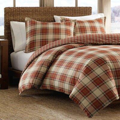 eddie bauer edgewood 3 piece reversible comforter set & reviews