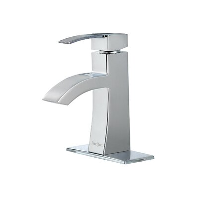 Pfister Bernini Single Handle Single Hole Standard Bathroom Faucet With  Drain Assembly U0026 Reviews | Wayfair