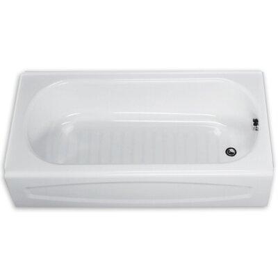 60 x 30 freestanding tub.  American Standard New Salem 60 x 30 Bathtub Reviews Wayfair