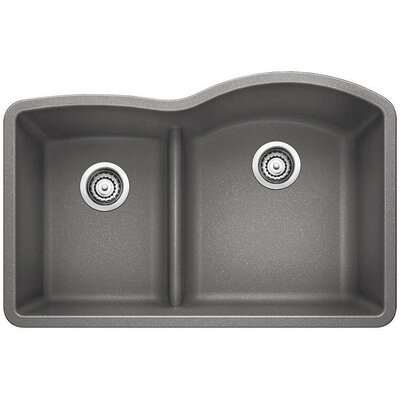 blanco diamond reverse bowl kitchen sink reviews wayfair - Bowl Kitchen Sink