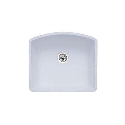 Blanco Diamond 24 X 20 81 Single Bowl Undermount Kitchen Sink Reviews Wayfair