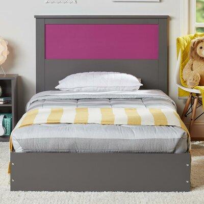 harriet bee ellerbe twin platform bed with reversible headboard, Headboard designs