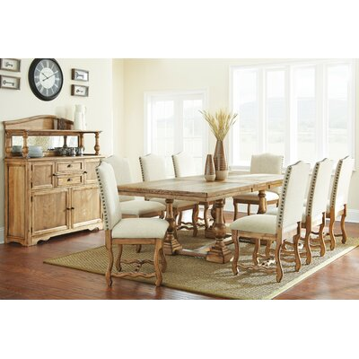 Steve Silver Furniture Plymouth Dining Table Reviews Wayfair