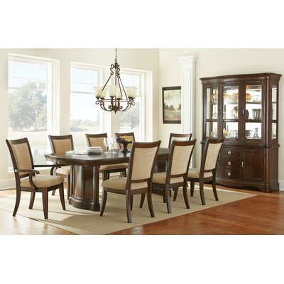 Steve Silver Furniture Heather Extendable Dining Table & Reviews ...