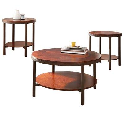 steve silver furniture trisha 3 piece coffee table set u0026 reviews wayfair - Steve Silver Furniture