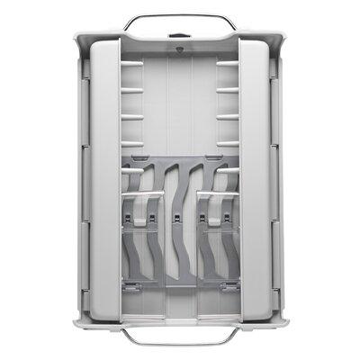 Oxo Good Grips Foldaway Dish Rack Amp Reviews Wayfair