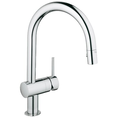 grohe minta single handle single hole bathroom faucet & reviews