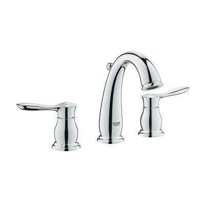 Bathroom Faucet Grohe grohe parkfield double handle widespread bathroom faucet & reviews