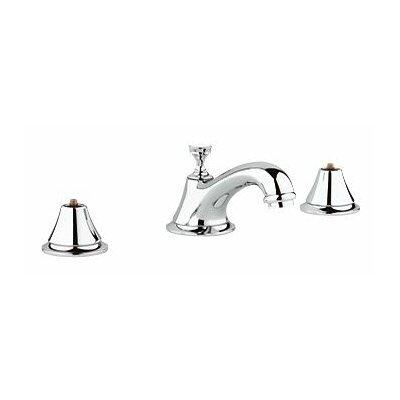 Bathroom Faucet Grohe grohe seabury widespread bathroom faucet, less handles & reviews