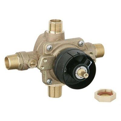 grohe eurocube shower combination volume control shower faucet u0026 reviews wayfair