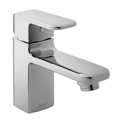 Bathroom Faucets Single Lever toto upton single handle single hole bathroom faucet & reviews