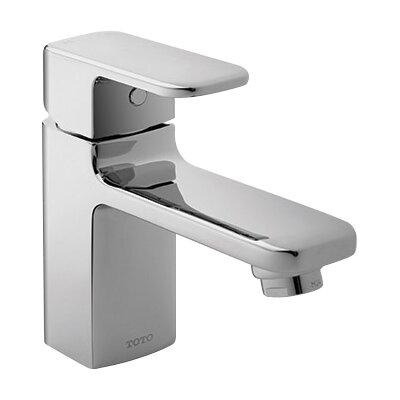 toto upton single handle single hole bathroom faucet & reviews