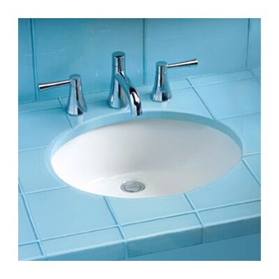 Toto rendezvous undermount bathroom sink with sanagloss glazing reviews wayfair Toto undermount bathroom sinks