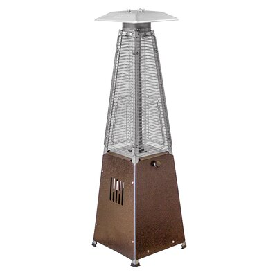 AZ Patio Heaters 9,500 BTU Propane Tabletop Patio Heater U0026 Reviews | Wayfair