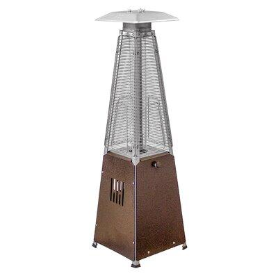 AZ Patio Heaters 9,500 BTU Propane Tabletop Patio Heater U0026 Reviews   Wayfair