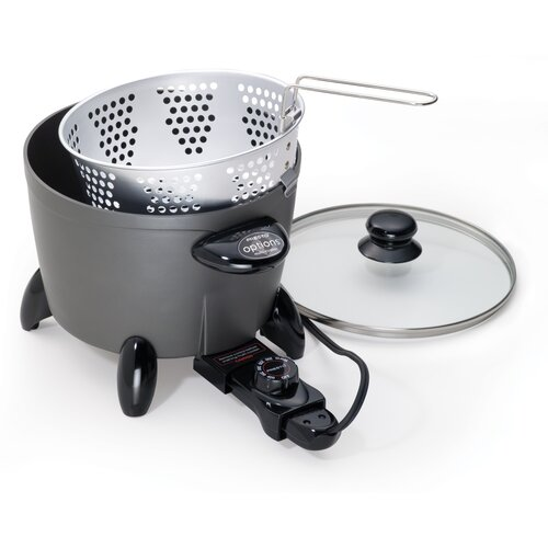6-Quart Professional Options Multi-Cooker/Steamer