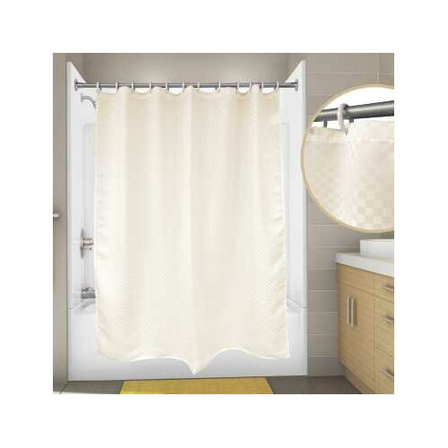 Premier Faucet Premier Satin Box Shower Curtain | eBay