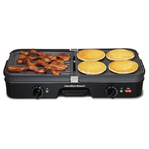 Reversible Griddle by Hamilton Beach