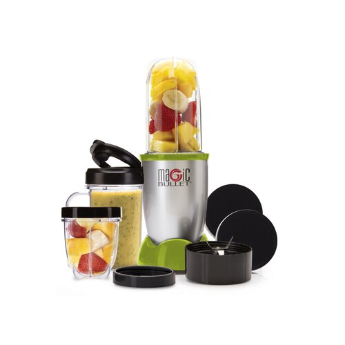 11 Piece Magic Bullet Set by The Magic Bullet
