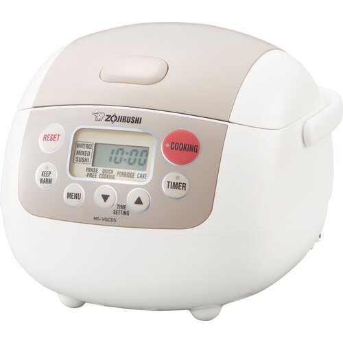Micom 3-Cup Rice Cooker and Warmer by Zojirushi