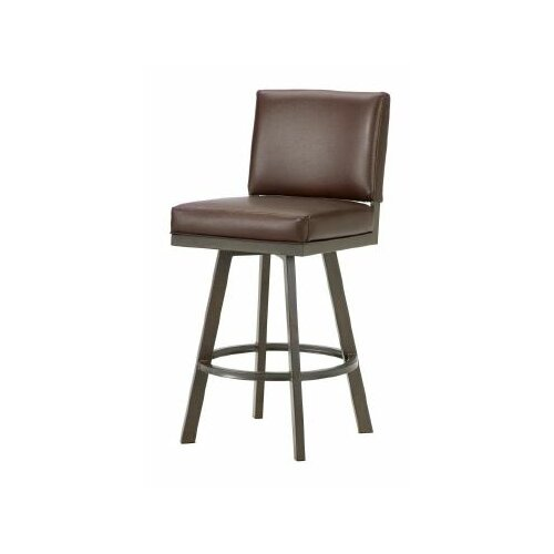 Iron Mountain Pasadena 26 Swivel Bar Stool With Cushion About This Product Picture 1 Of 3 2