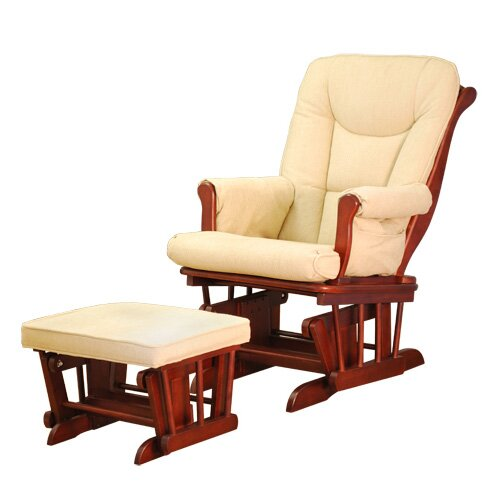 AFG International Furniture Sleigh Glider and Ottoman Reviews – Baby Gliding Chair
