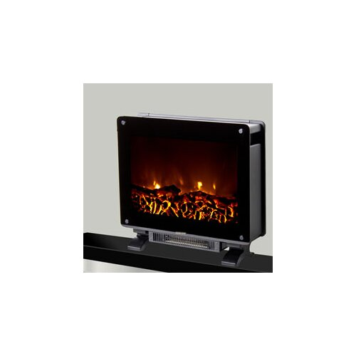 Warm House Dallas Free Standing Electric Fireplace - Warm House Dallas Free Standing Electric Fireplace & Reviews Wayfair