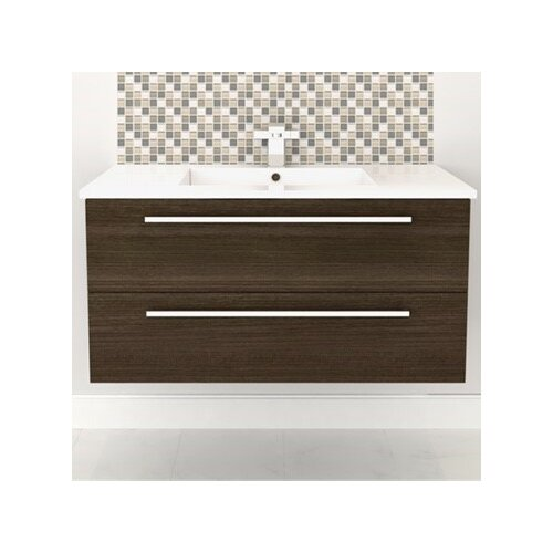 Cutler Kitchen Amp Bath Silhouette Wall Hung 36 Quot Single