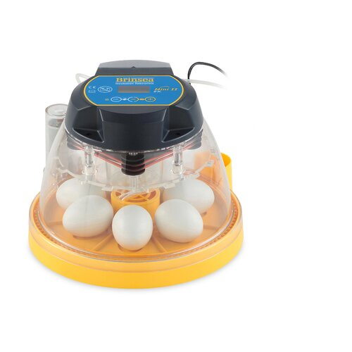 Mini II Ex Automatic Egg Incubator by Brinsea