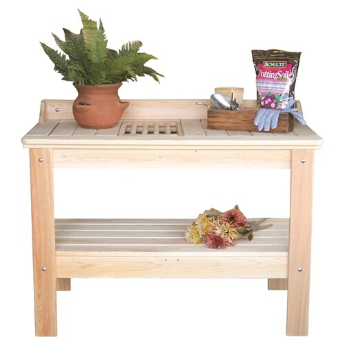 Hershy Way Potting Table
