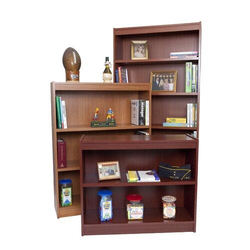 Norsons industries llc essentials 72 standard bookcase for Abanos furniture industries decoration llc