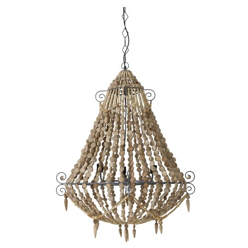 Luca 3 Light Bowl Pendant