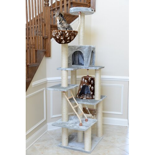 "78"" Classic Cat Tree by Armarkat"